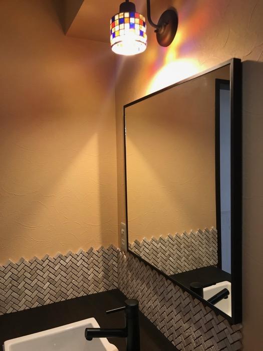 サニタリー&バスルーム。 キャッスルハイツ師勝305号室7
