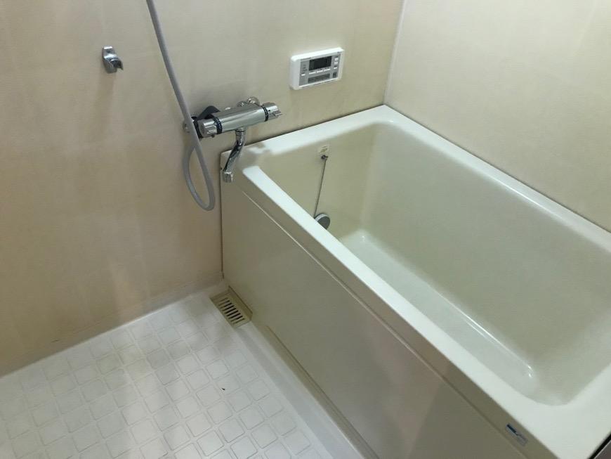 サニタリー&バスルーム。 キャッスルハイツ師勝305号室11