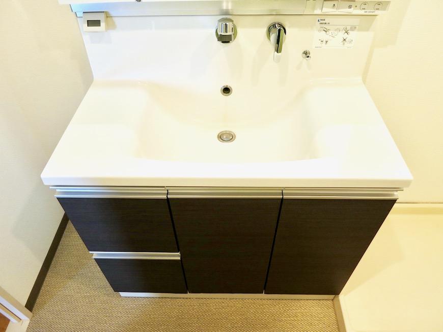 サニタリー&バスルーム。 おしゃれなキッチンのある暮らし。 Hermmitage SHINSAKAE エルミタージュ新栄 1005号室 2