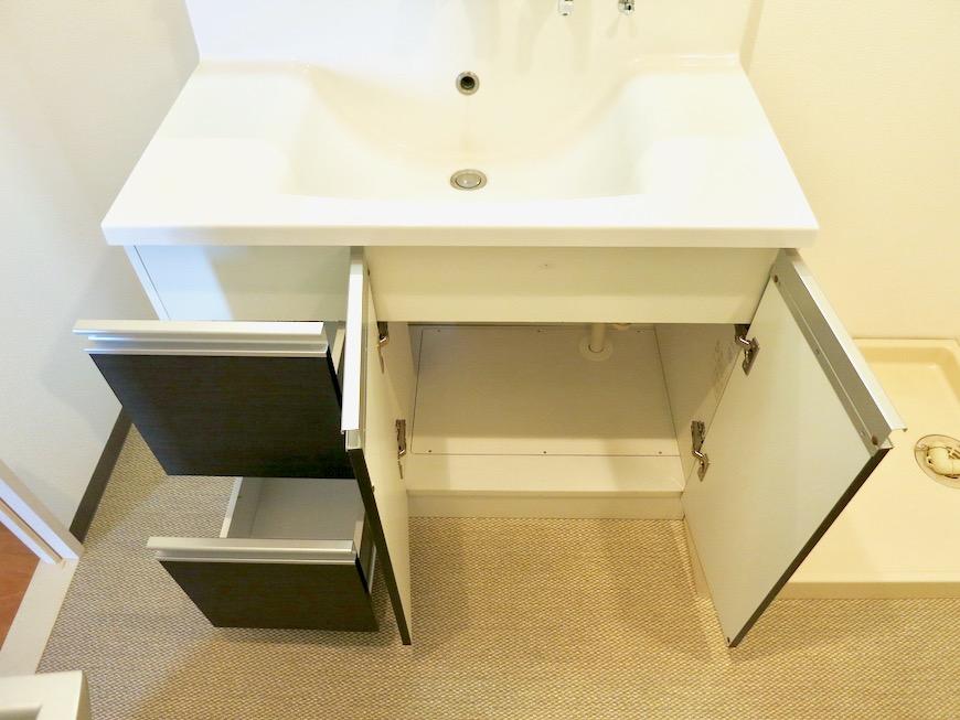 サニタリー&バスルーム。 おしゃれなキッチンのある暮らし。 Hermmitage SHINSAKAE エルミタージュ新栄 1005号室 3