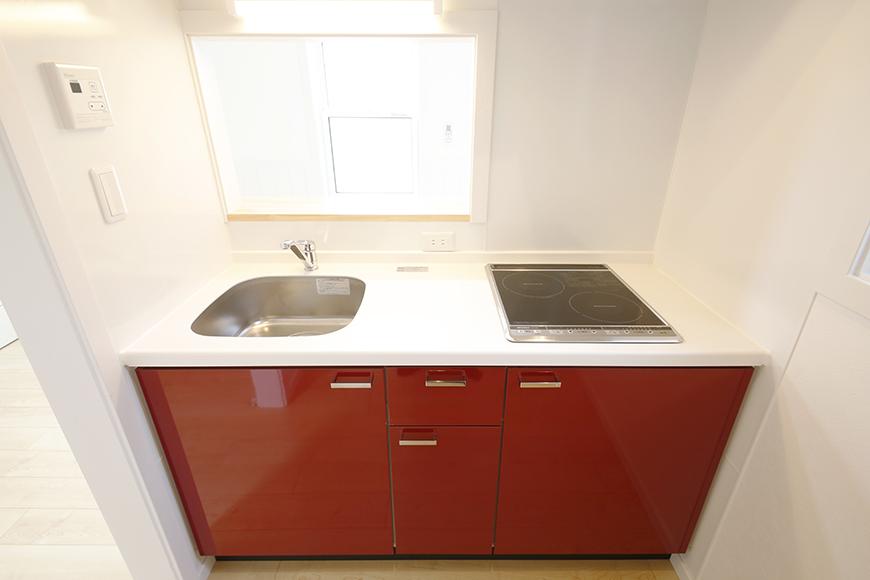 カラーバリエーション:赤いキッチン_MG_3874