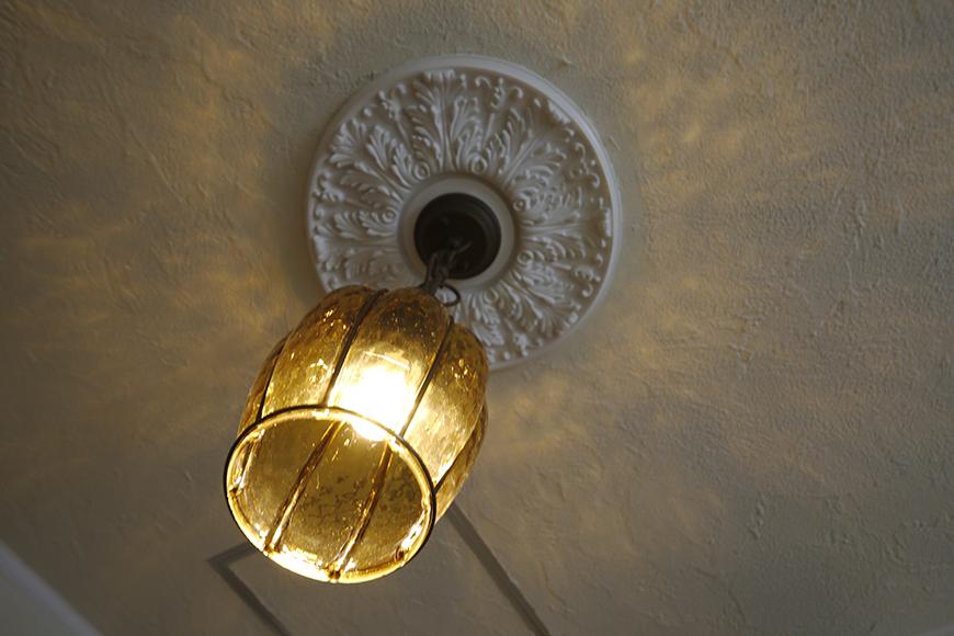 まるで洋館。照明が素敵_MG_5322