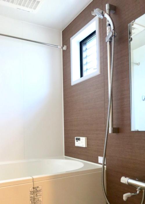 バスルーム。明るくて清潔。 ASKA HILLS 0