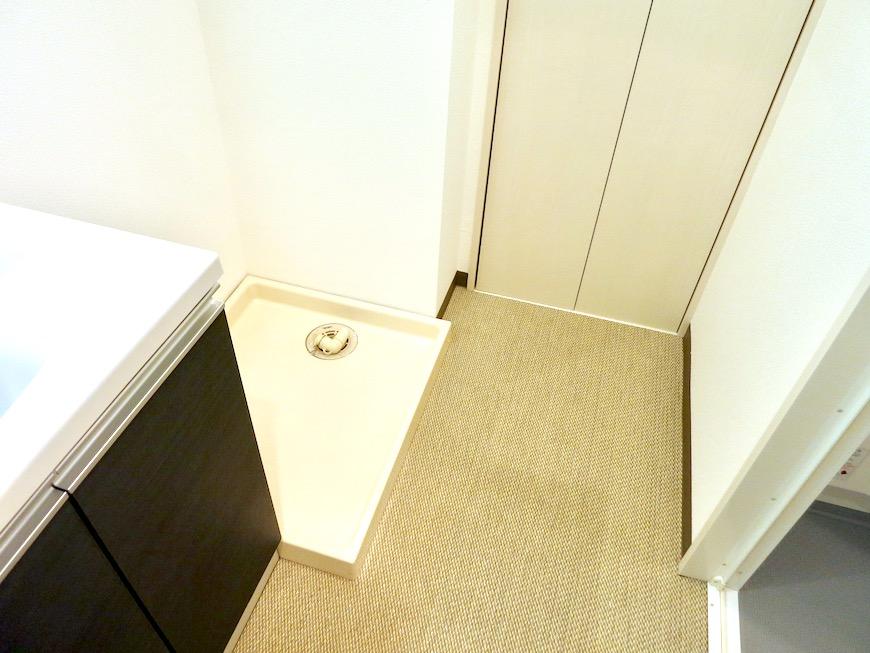 サニタリー&バスルーム。 おしゃれなキッチンのある暮らし。 Hermmitage SHINSAKAE エルミタージュ新栄 1005号室 5