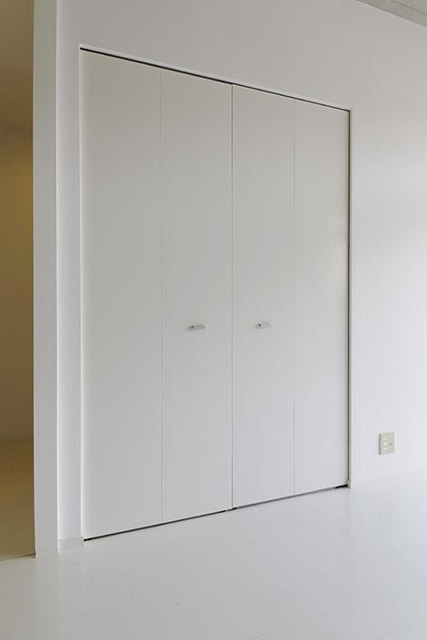 【M/F HOUSE】001号室_洋室_クローゼット収納_MG_3019