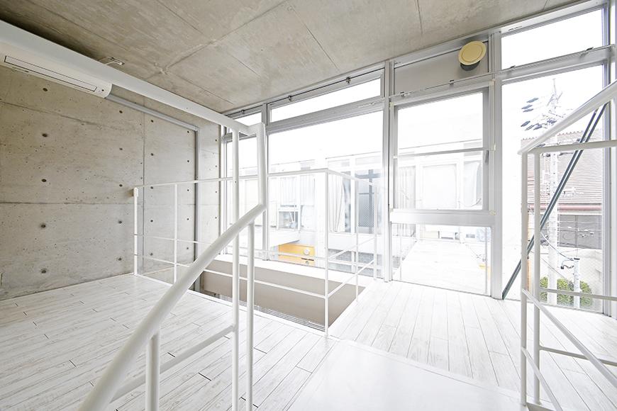 【M/F HOUSE】008号室_メゾネットタイプの洋室_MG_3498