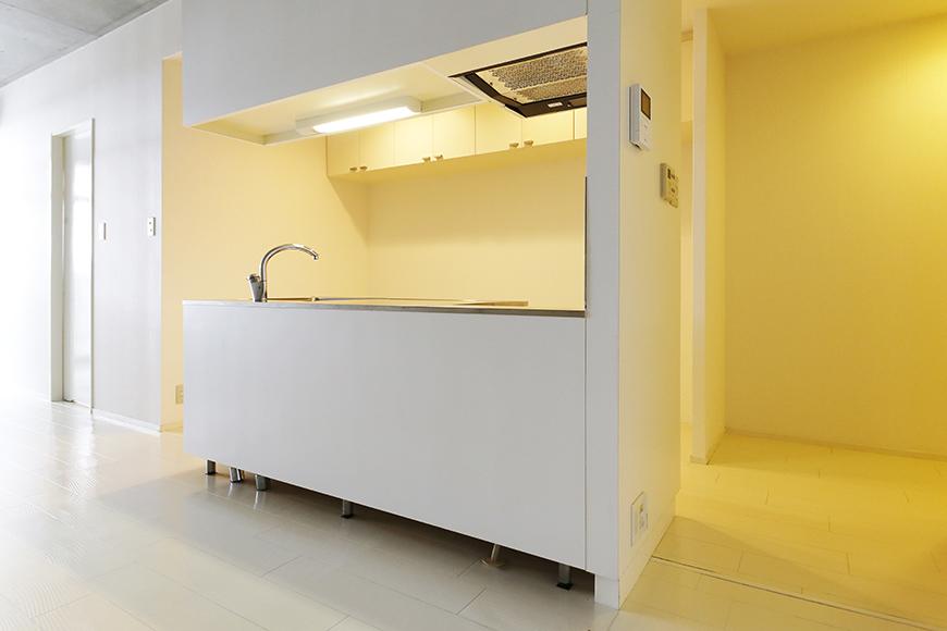 【M/F HOUSE】001号室_LDK_キッチン周り_MG_2833