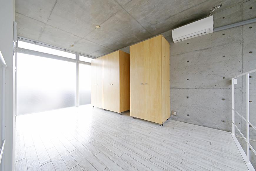 【M/F HOUSE】008号室_メゾネットタイプの洋室_全景_MG_3511