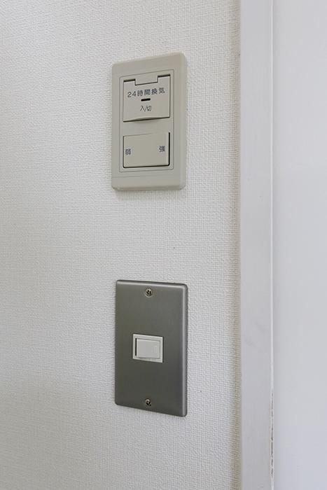 【M/F HOUSE】008号室_LDK_トイレ_スイッチ周り_MG_3437