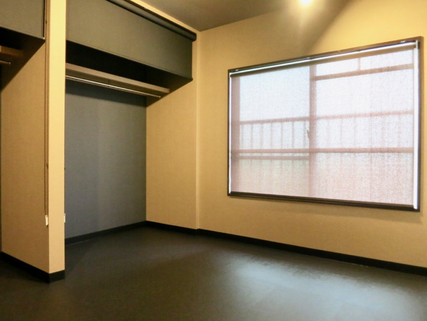 6帖洋室 和モダン漂う空間 グリーンハイツ11