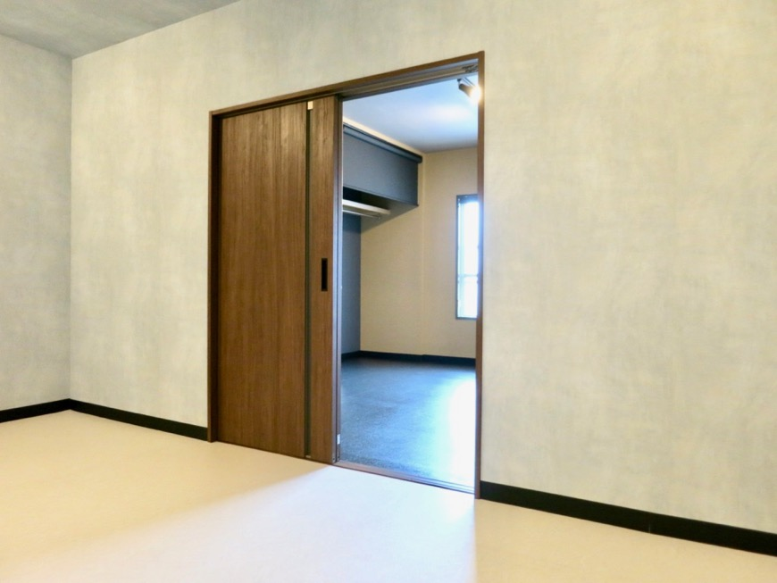 6帖洋室 和モダン漂う空間 グリーンハイツ2