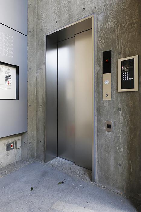 【大池薬局ビル】外観共有08エレベーターホール_MG_5205