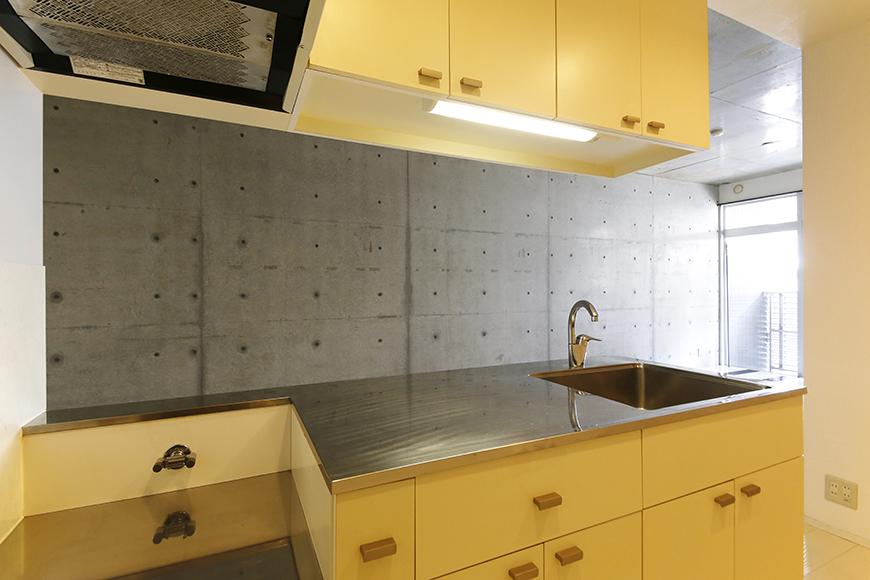 【M/F HOUSE】001号室_LDK_キッチン_MG_2846