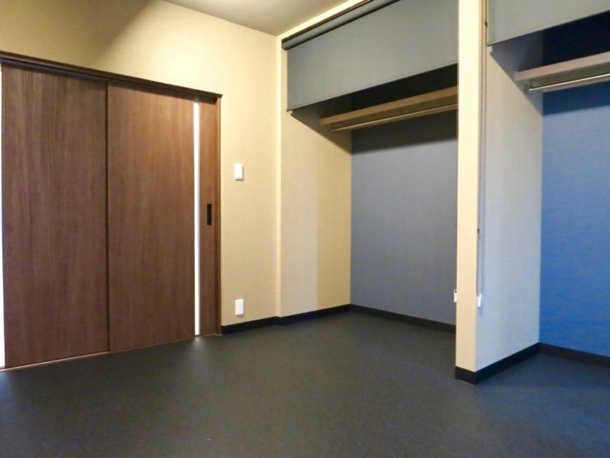 6帖洋室 和モダン漂う空間 グリーンハイツ8