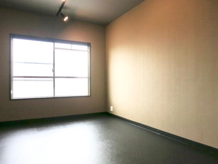 6帖洋室 和モダン漂う空間 グリーンハイツ1