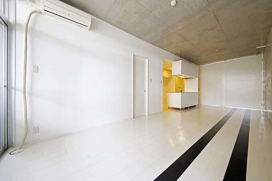 【M/F HOUSE】001号室_LDK_全景_MG_2816