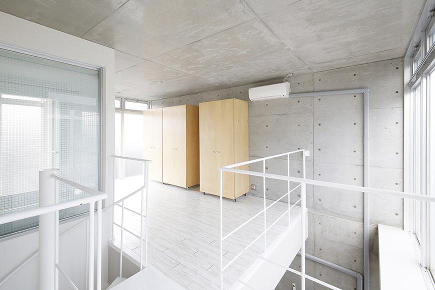 【M/F HOUSE】008号室_メゾネットタイプの洋室_MG_3502