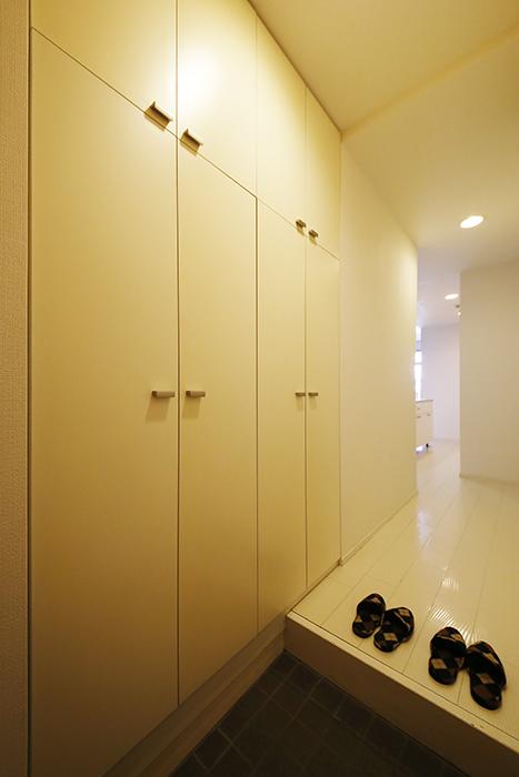 【M/F HOUSE】001号室_玄関_シューズボックス_MG_2775