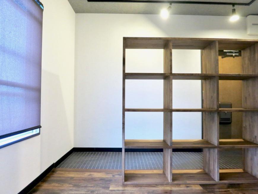 玄関&6帖洋室 グリーンハイツ9