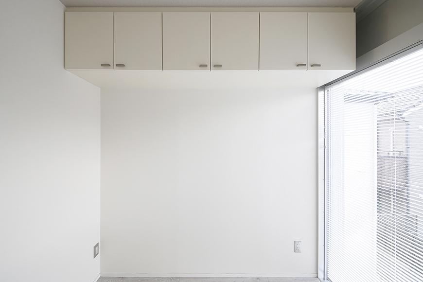 【M/F HOUSE】008号室_LDK_キッチン_背後の頭上収納_MG_3311