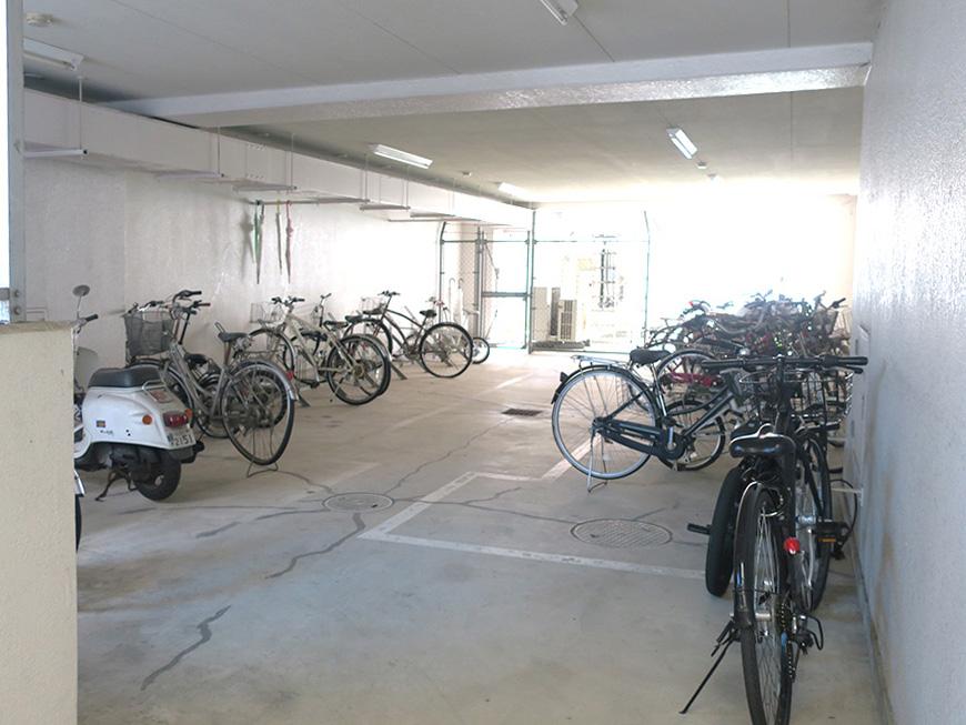 8-自転車置き場