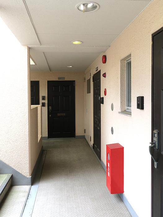 4共用部廊下