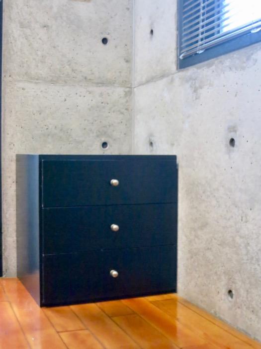 ダイニング コンクリートハウス 風か吹き抜ける美しい要塞。218 HOUSE 2D号室4