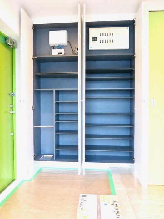 玄関 ペット可。レジディア東桜Ⅱ 901号室2
