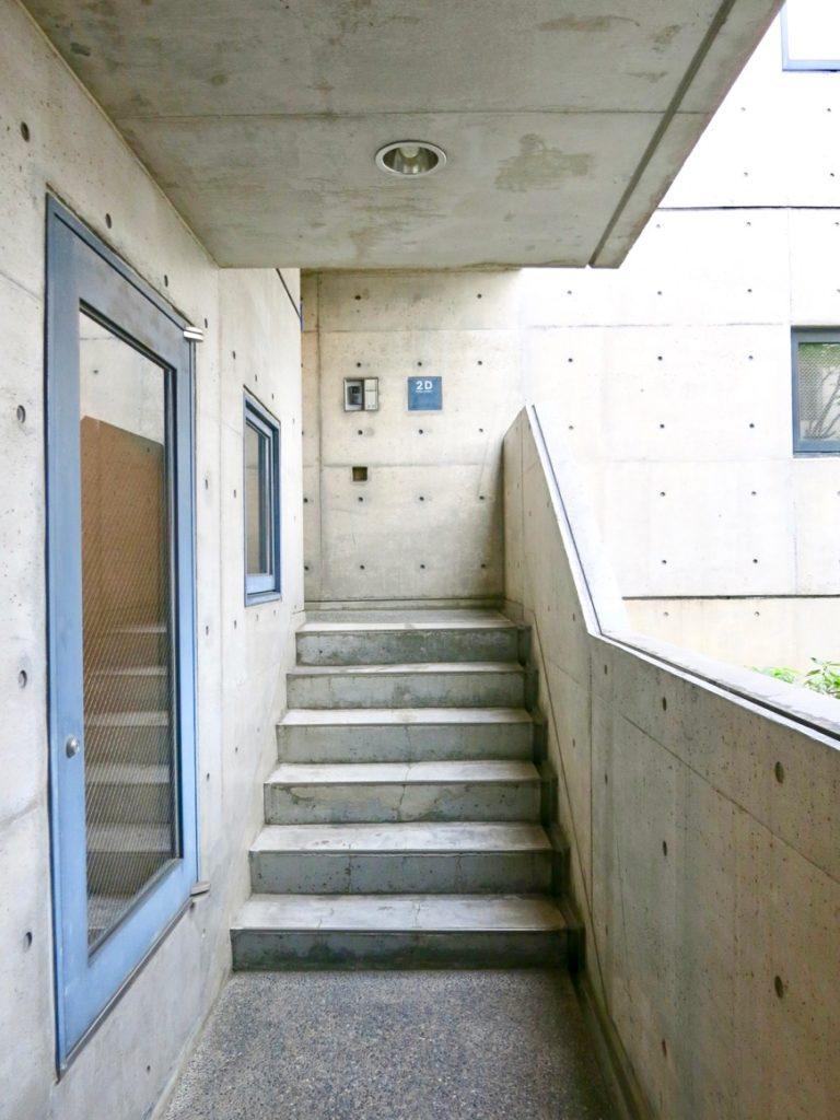外観・共用 コンクリートハウス 風か吹き抜ける美しい要塞。218 HOUSE 2D号室7