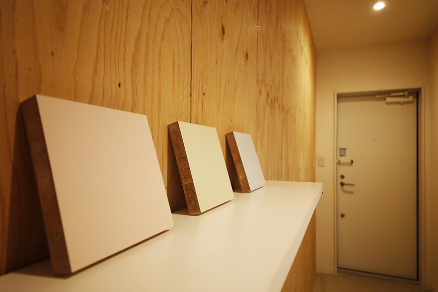 【DRAFT HOUSE】A203号室_洋室_飾り棚_MG_8459
