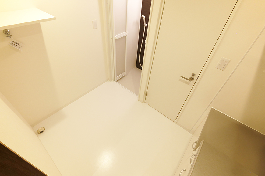 【DRAFT HOUSE】A203号室_水周り_全景_MG_8456