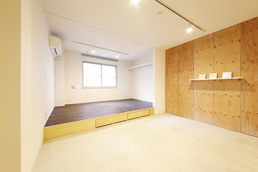 【DRAFT HOUSE】A203号室_洋室_全景_MG_8333
