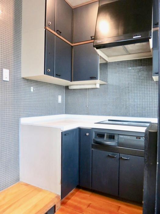 キッチン コンクリートハウス 風か吹き抜ける美しい要塞。218 HOUSE 2D号室13