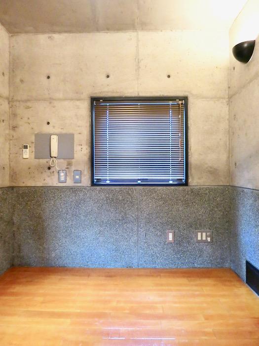 5帖の洋室 コンクリートハウス 風か吹き抜ける美しい要塞。218 HOUSE 2D号室9