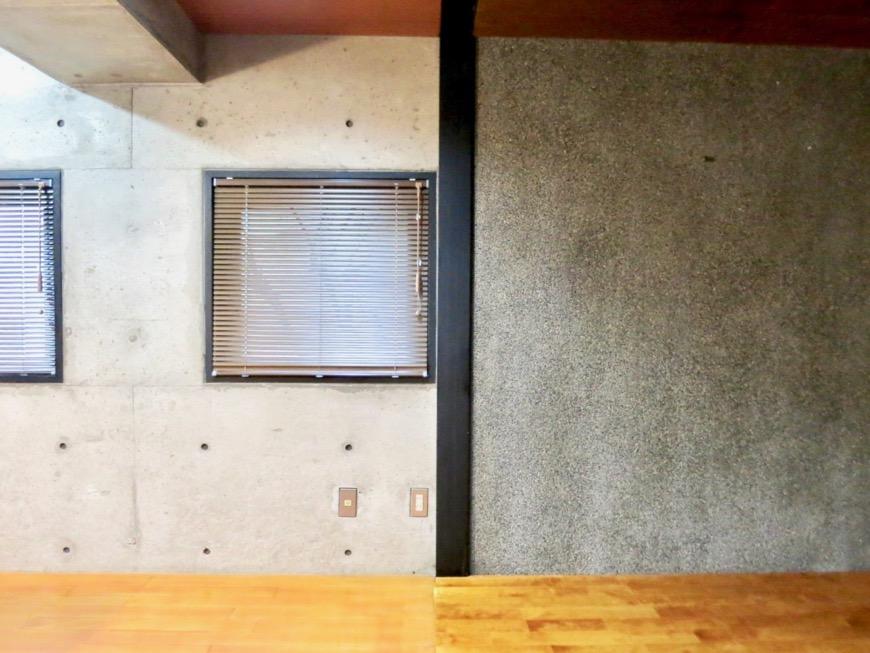 10帖の洋室 コンクリートハウス 風か吹き抜ける美しい要塞。218 HOUSE 2D号室16