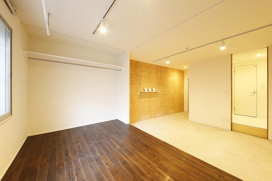【DRAFT HOUSE】A203号室_洋室_全景_MG_8341