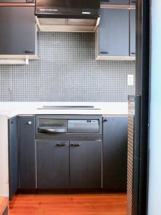 キッチン コンクリートハウス 風か吹き抜ける美しい要塞。218 HOUSE 2D号室12