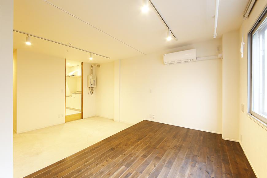 【DRAFT HOUSE】A203号室_洋室_全景_MG_8347