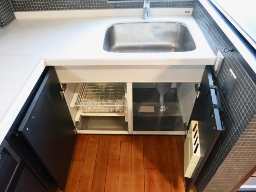 キッチン コンクリートハウス 風か吹き抜ける美しい要塞。218 HOUSE 2D号室6