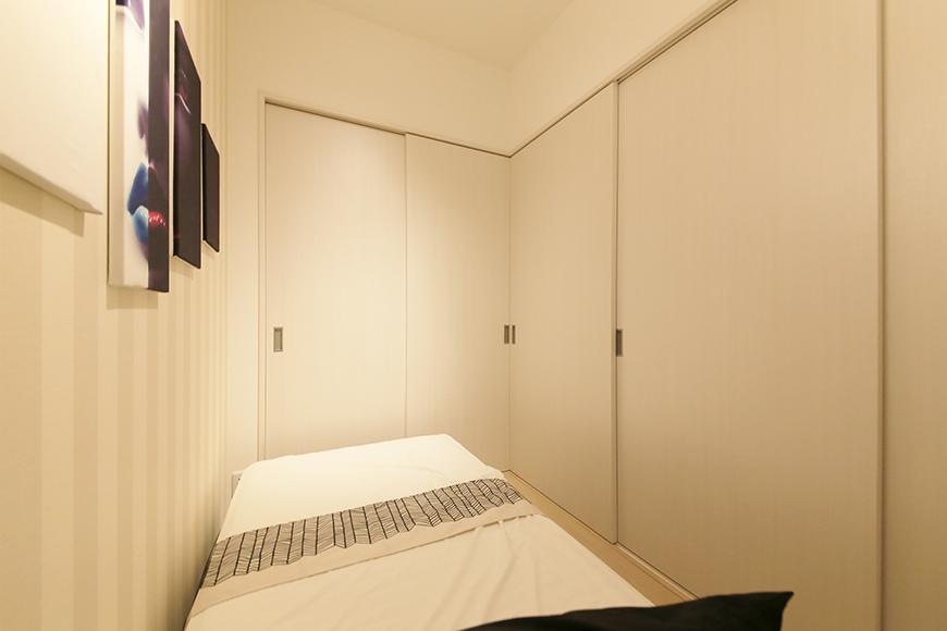 【Aphrodite】301号室_洋室_仕切りのドアをクローズ_MG_1613