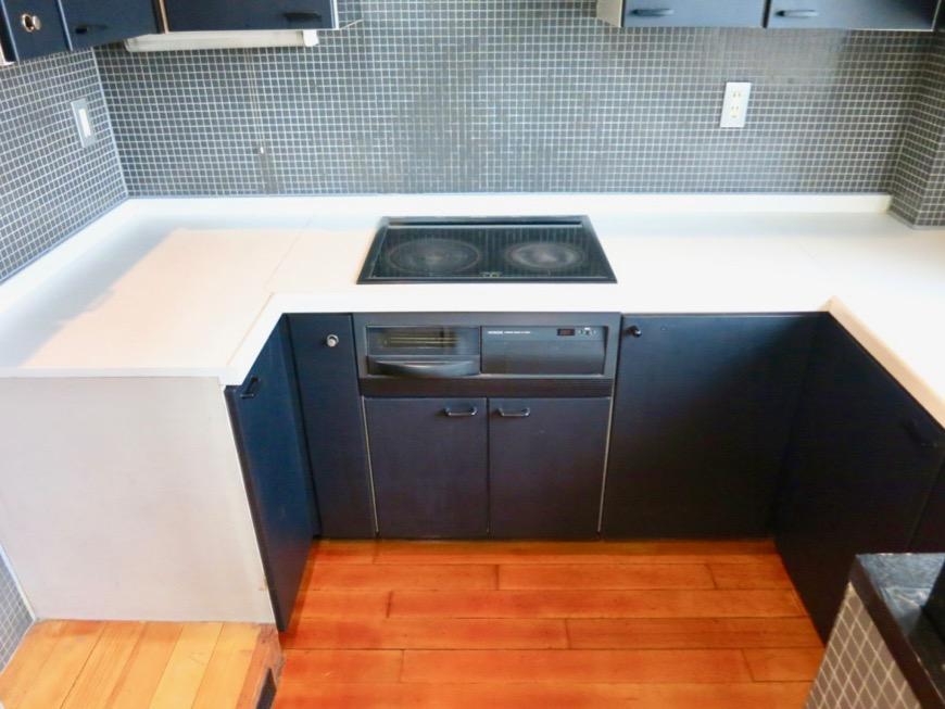 キッチン コンクリートハウス 風か吹き抜ける美しい要塞。218 HOUSE 2D号室16