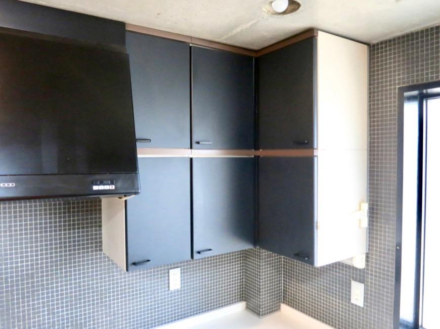 キッチン コンクリートハウス 風か吹き抜ける美しい要塞。218 HOUSE 2D号室1