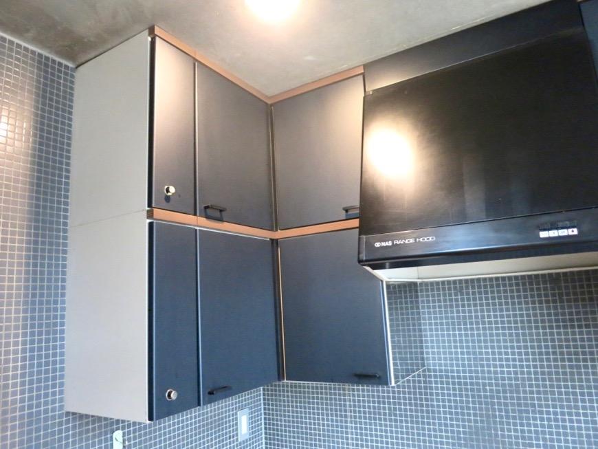 キッチン コンクリートハウス 風か吹き抜ける美しい要塞。218 HOUSE 2D号室3