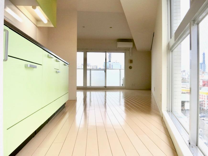 キッチン ペット可。レジディア東桜Ⅱ 901号室1