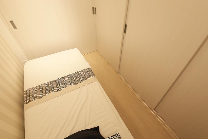 【Aphrodite】301号室_洋室_仕切りのドアをクローズ_MG_1625