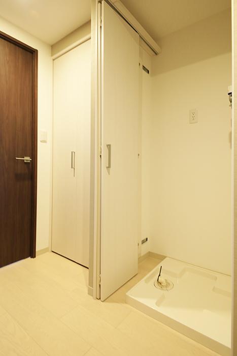 【Aphrodite】1202号室_廊下_室内洗濯機置き場_MG_1815
