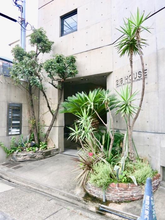 外観・共用 コンクリートハウス 風か吹き抜ける美しい要塞。218 HOUSE 2D号室3