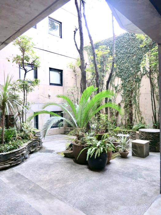 外観・共用 コンクリートハウス 風か吹き抜ける美しい要塞。218 HOUSE 2D号室12
