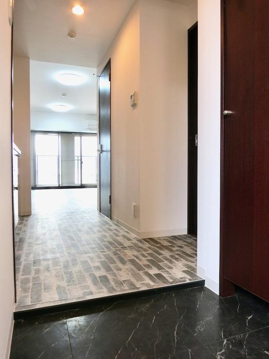 玄関&廊下。ほんのりアンティークヨーロピアン サロン・SOHO可 S ALLEY 1001号室6