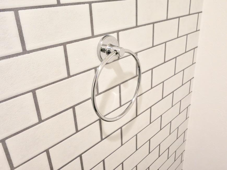 トイレ。ほんのりアンティークヨーロピアン サロン・SOHO可 S ALLEY 1001号室1